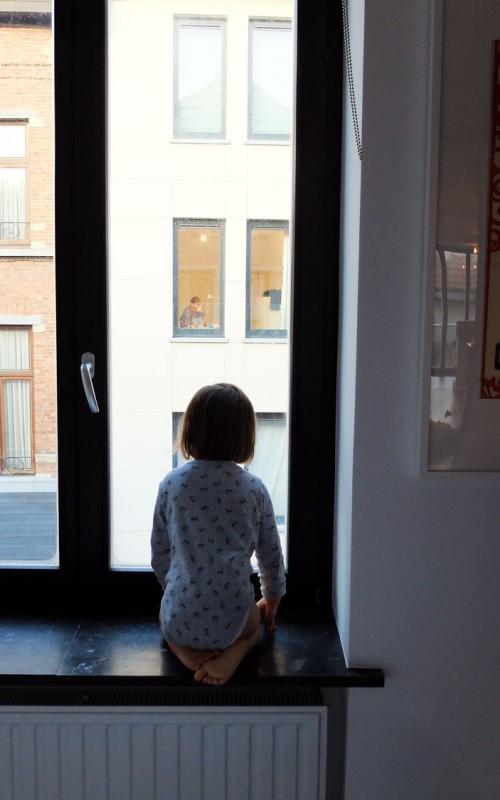3 jours à Bruxelles, l'appartement.