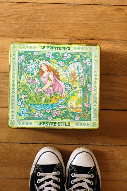 boîte-Lu-vintage-art-déco