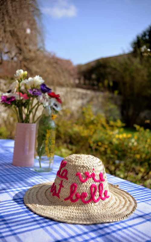 Nos week-end en image: Je jardine, il jardinent, nous jardinons