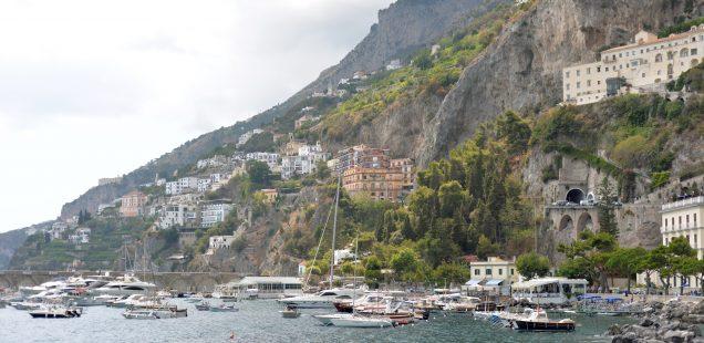 Notre road trip en Italie: Cagli/Pérouse/Massa Lubrense