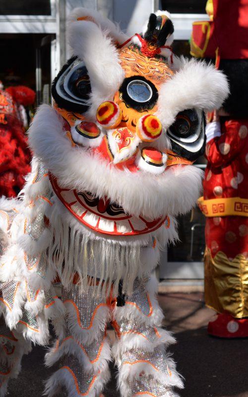 Les petites sorties: Le défilé du nouvel an chinois