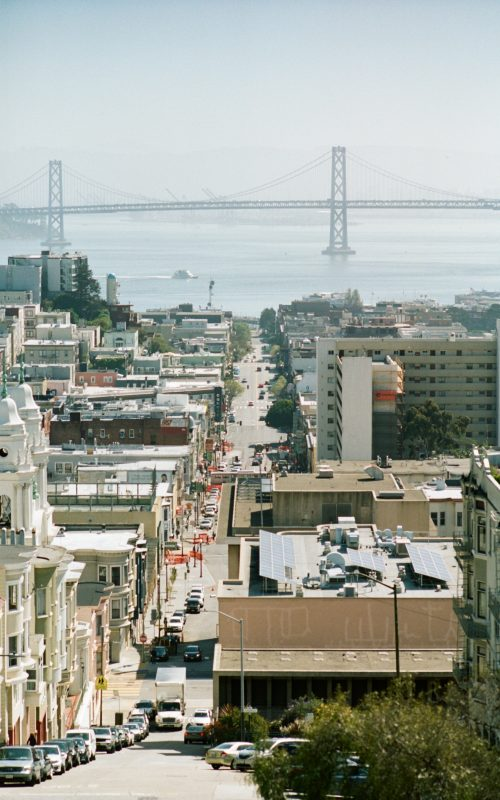 Notre road trip en Californie:  San Francisco