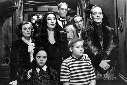 cinéma halloween addams family