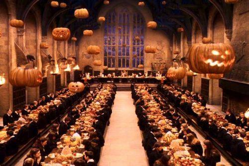 cinéma halloween harry portter