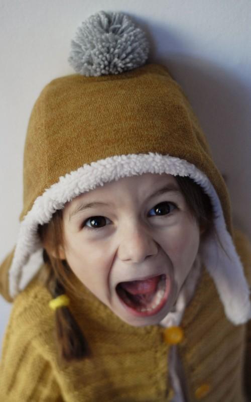 Mailles et tricot pour blogokids (concours dedans)