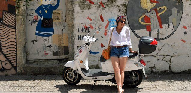 Porto/Aveiro/Nazaré/ Lisbonne, une semaine au Portugal