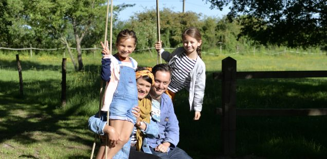 Les week-end en famille: Une nuit à la grange de Léonie