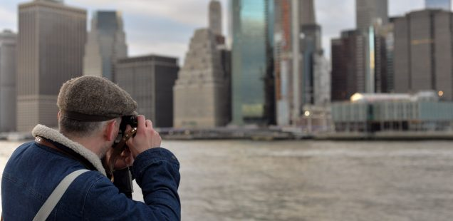 On n'est pas que des parents: Notre voyage à New York 1