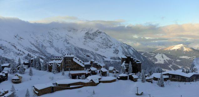 Skier en famille à Avoriaz avec Belambra