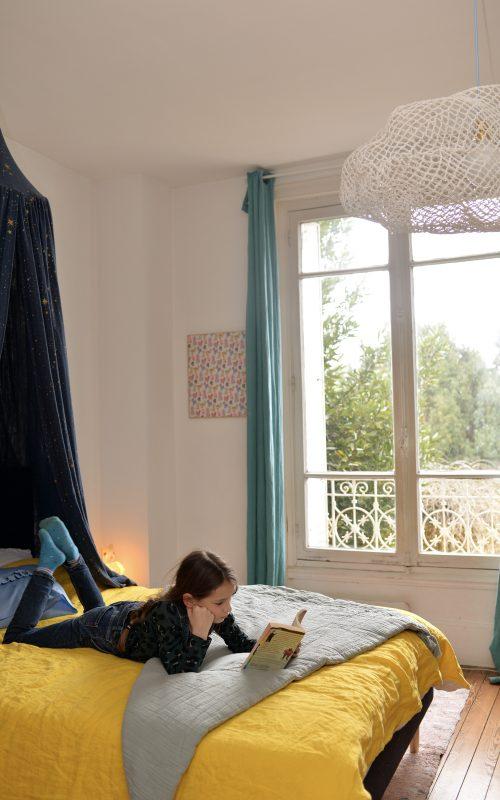 La chambre Bleue de Fantine