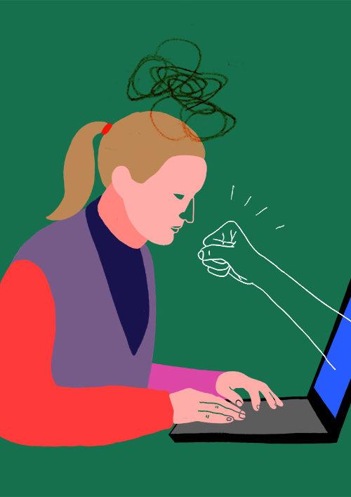 Cyberharcèlement, le sujet épineux