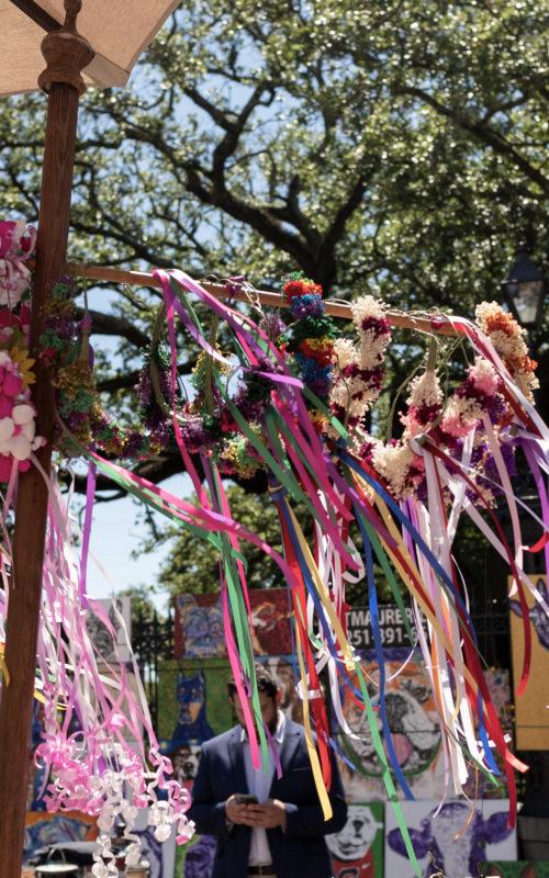 Je vous emmène fêter pâques à la Nouvelle Orléans