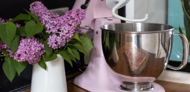 Ma tambouille avec le robot artisan de kitchen aid